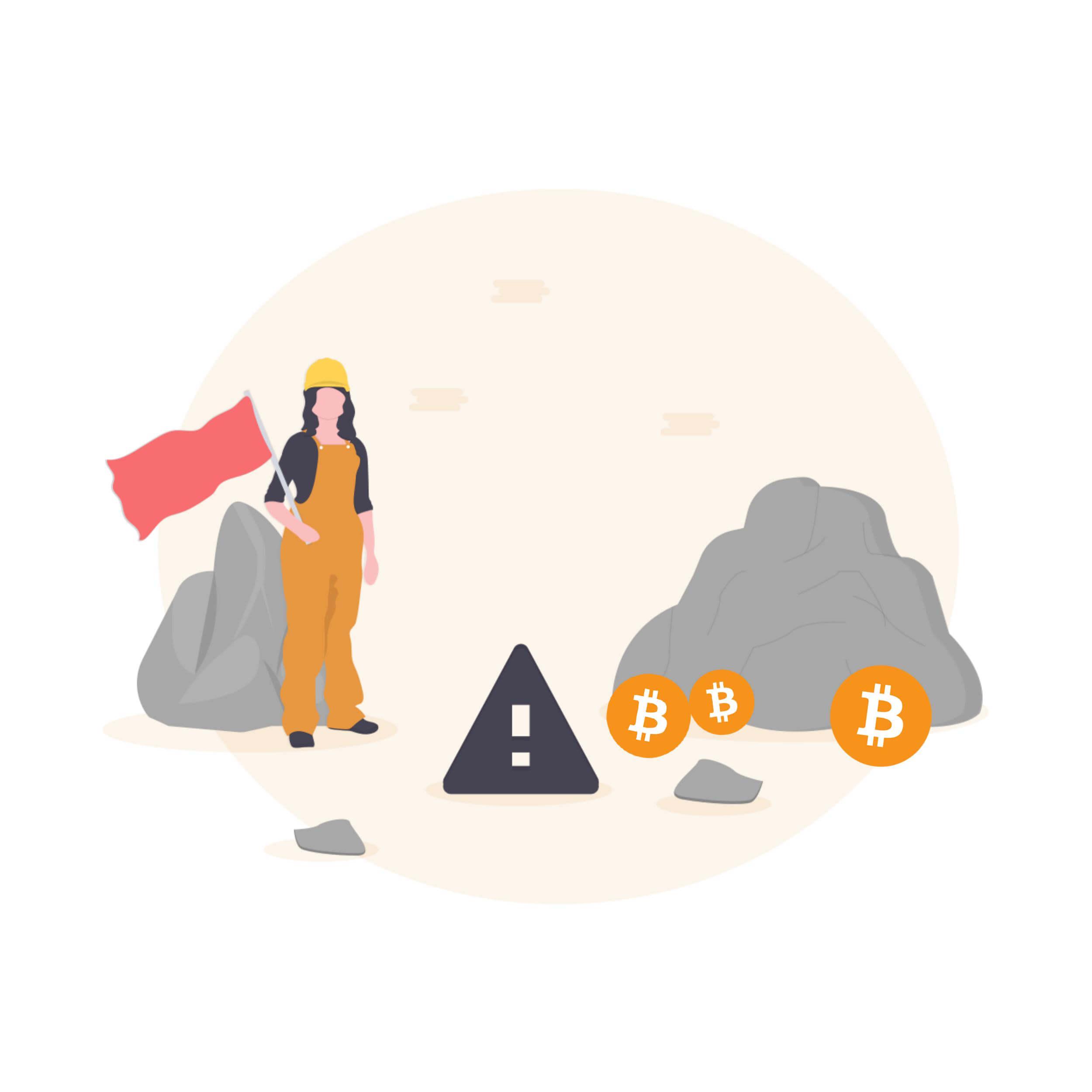 Bitcoin Risiken